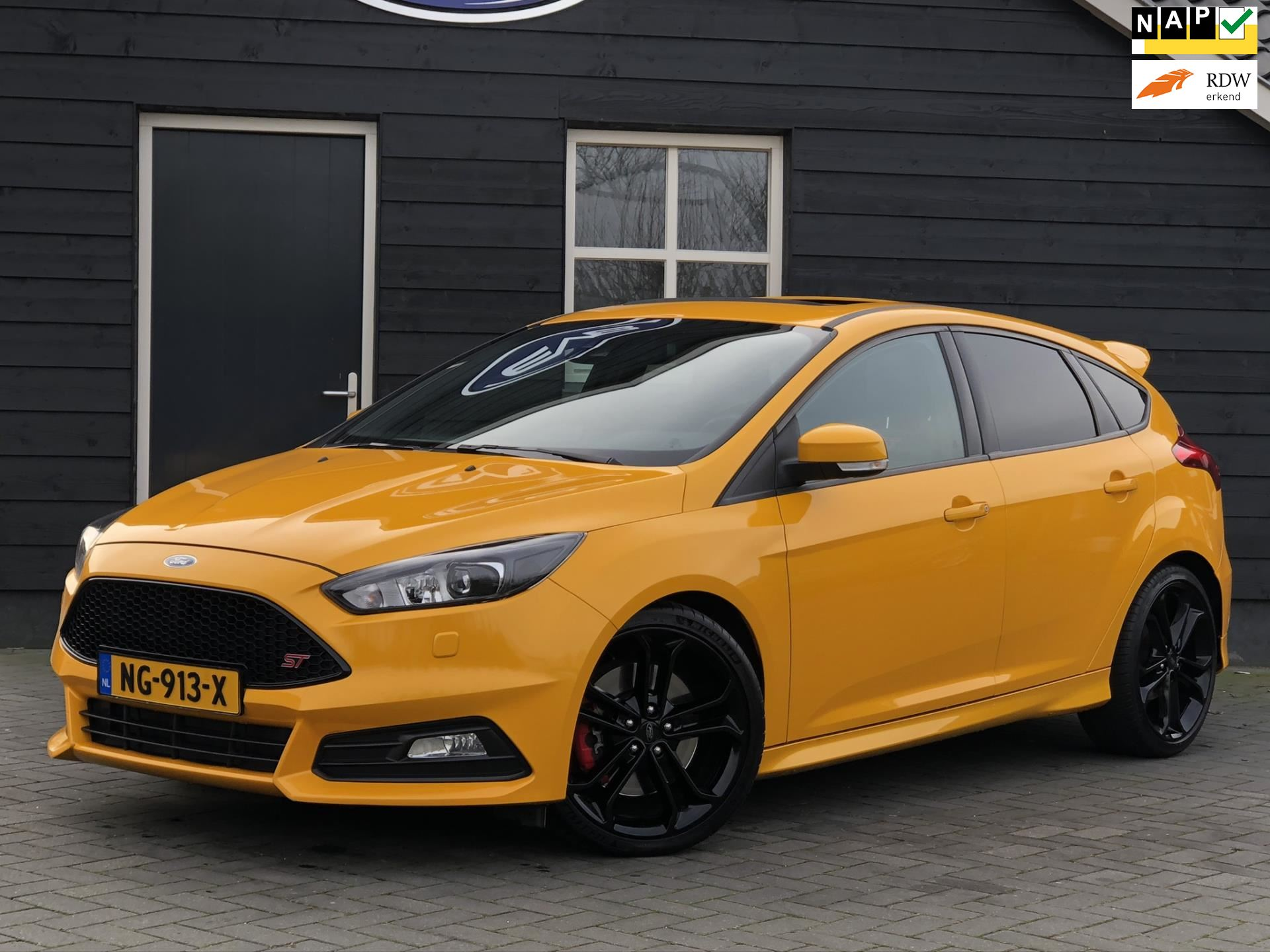 Ford Focus occasion - E. van Boxtel Auto's BV