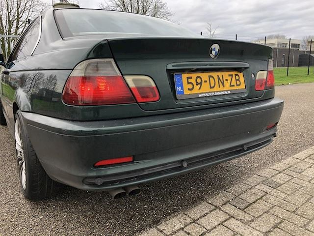 BMW 3-serie Coupé 323Ci Executive /Clima/cruise/leder/nap/