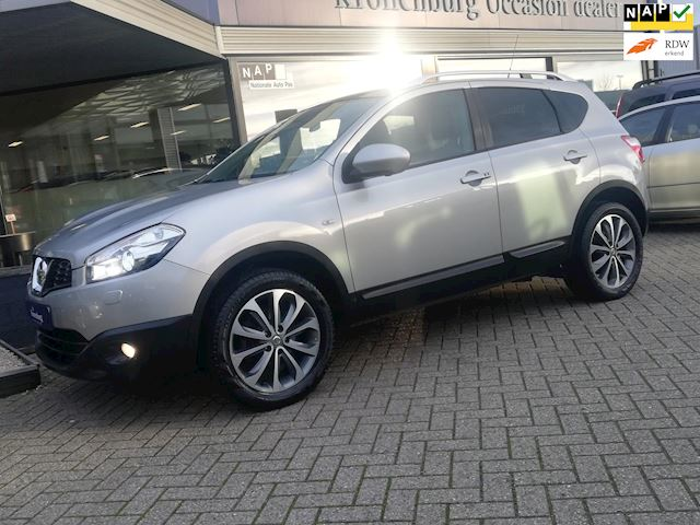 Nissan Qashqai 2.0 TEKNA EDITION FULL-OPTIONS  (LEDER PANORAMADAK NAVI CAMERA CLIMATE CRUISE BOSE XENON 18INCH 82DKM!!)