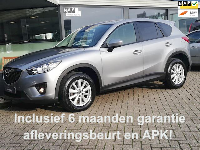 Mazda CX-5 2.0 165PK AWD AUTOMAAT (NAVI CLIMATE CRUISE PDC V+A PRIVATE-GLASS STOELVERWARMING 96DKM!!)