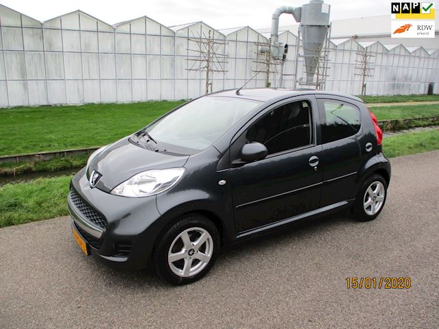 Peugeot 107 1.0-12V XS 5 Drs Automaat met Airco