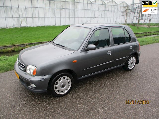 Nissan Micra 1.4 Clair 5 Drs met Airco