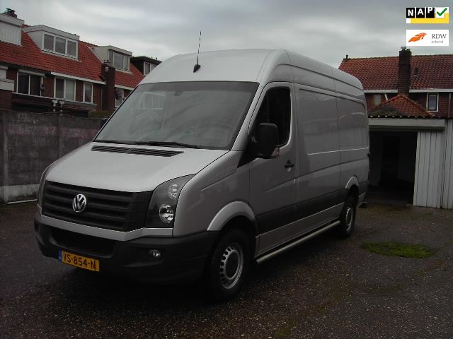 Volkswagen Crafter occasion - R. Rengers Auto's