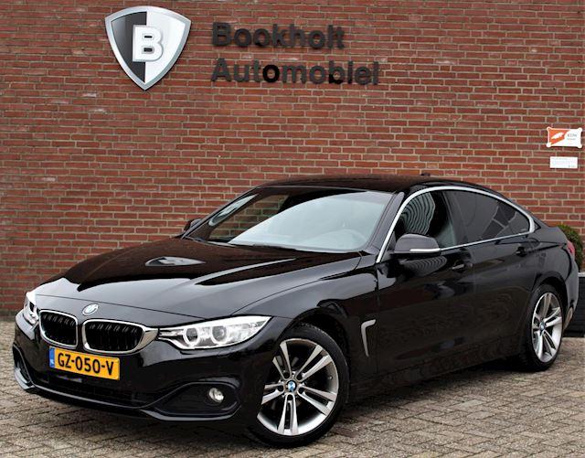 BMW 4-serie Gran Coupé 418i Sport Line, 165PK optioneel