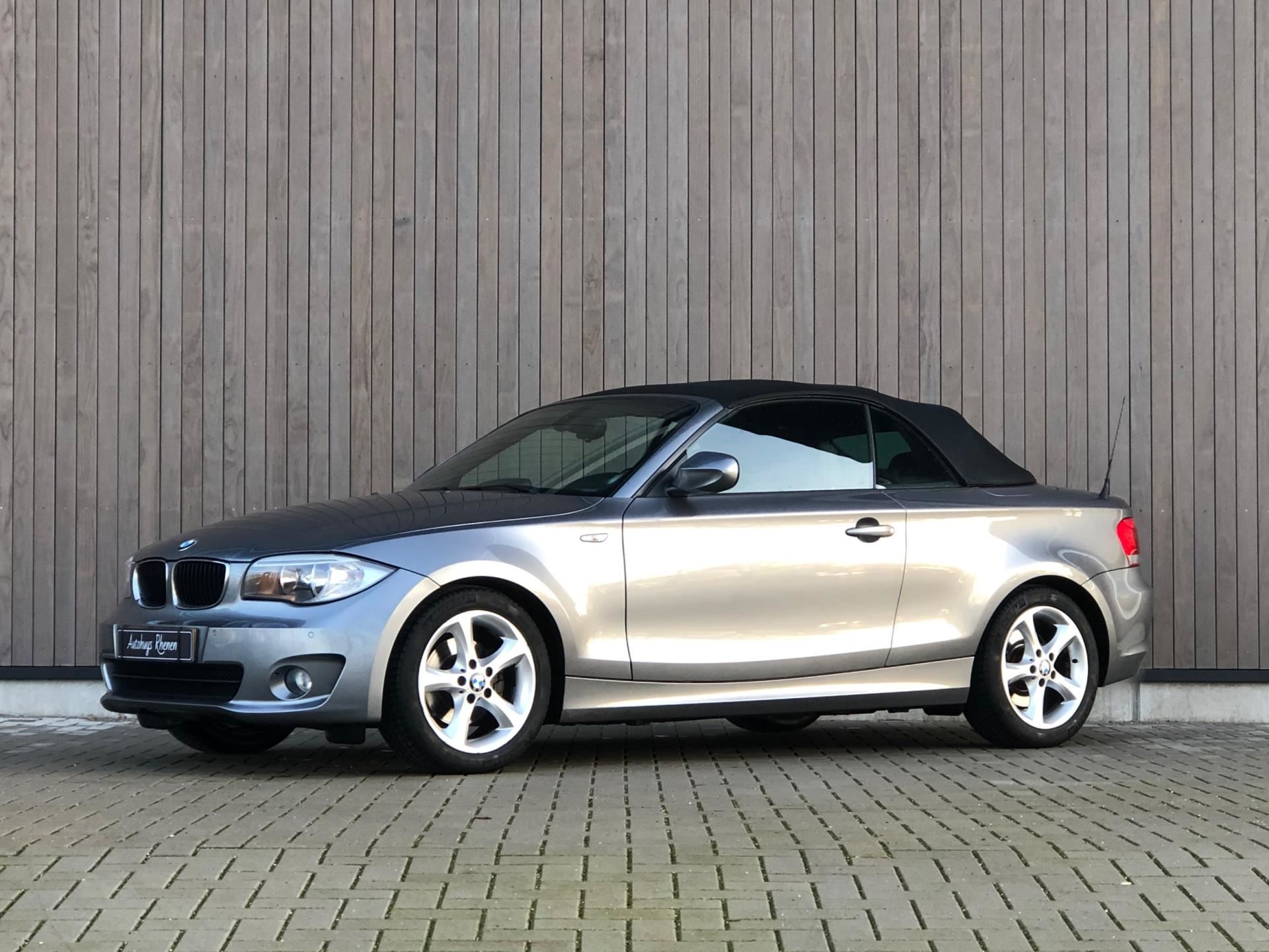 BMW 1-serie Cabrio occasion - Autohuys Rhenen