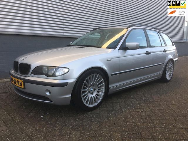 BMW 3-serie Touring occasion - Mulder Car Company