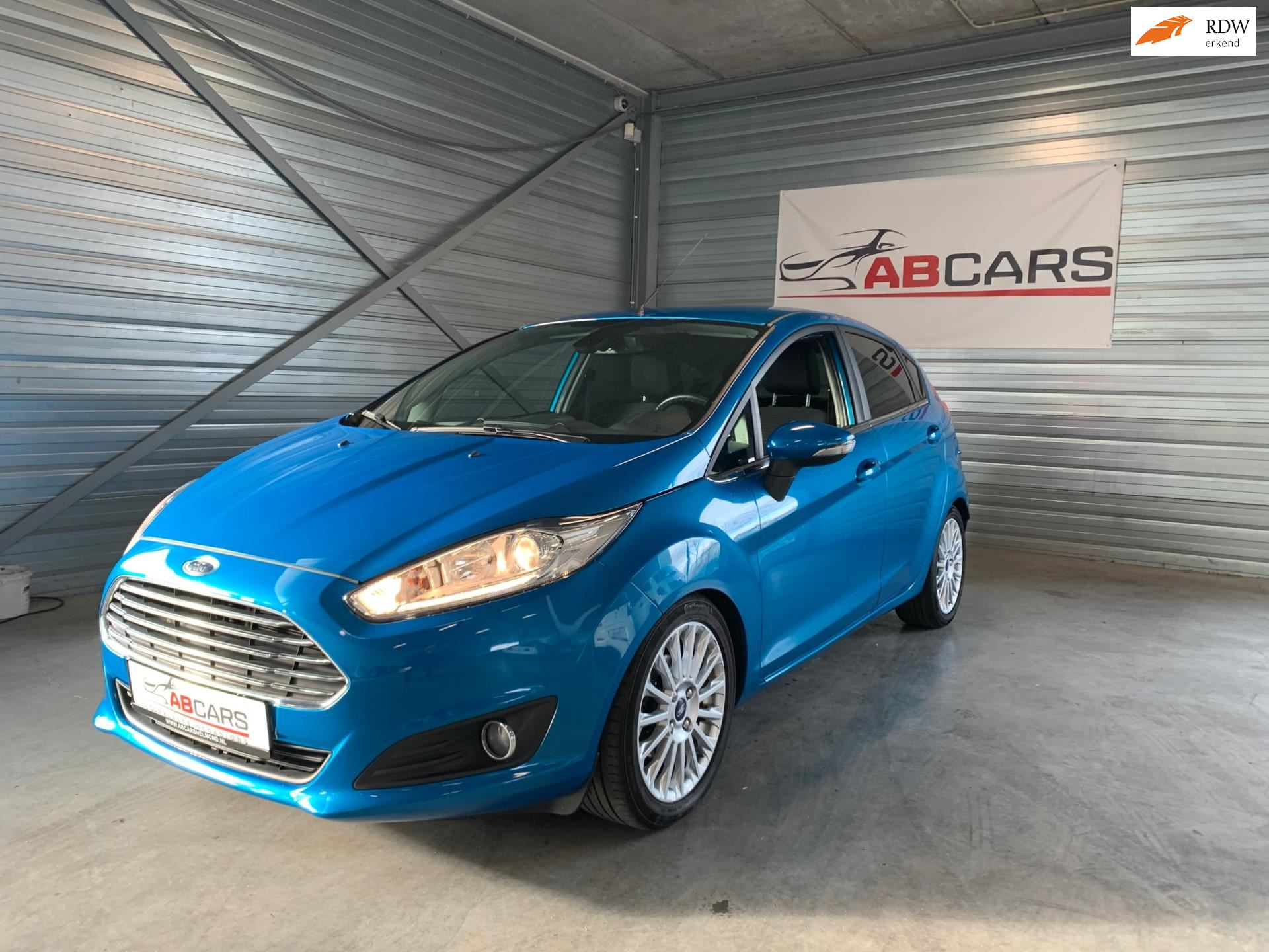 Ford Fiesta occasion - AB Cars