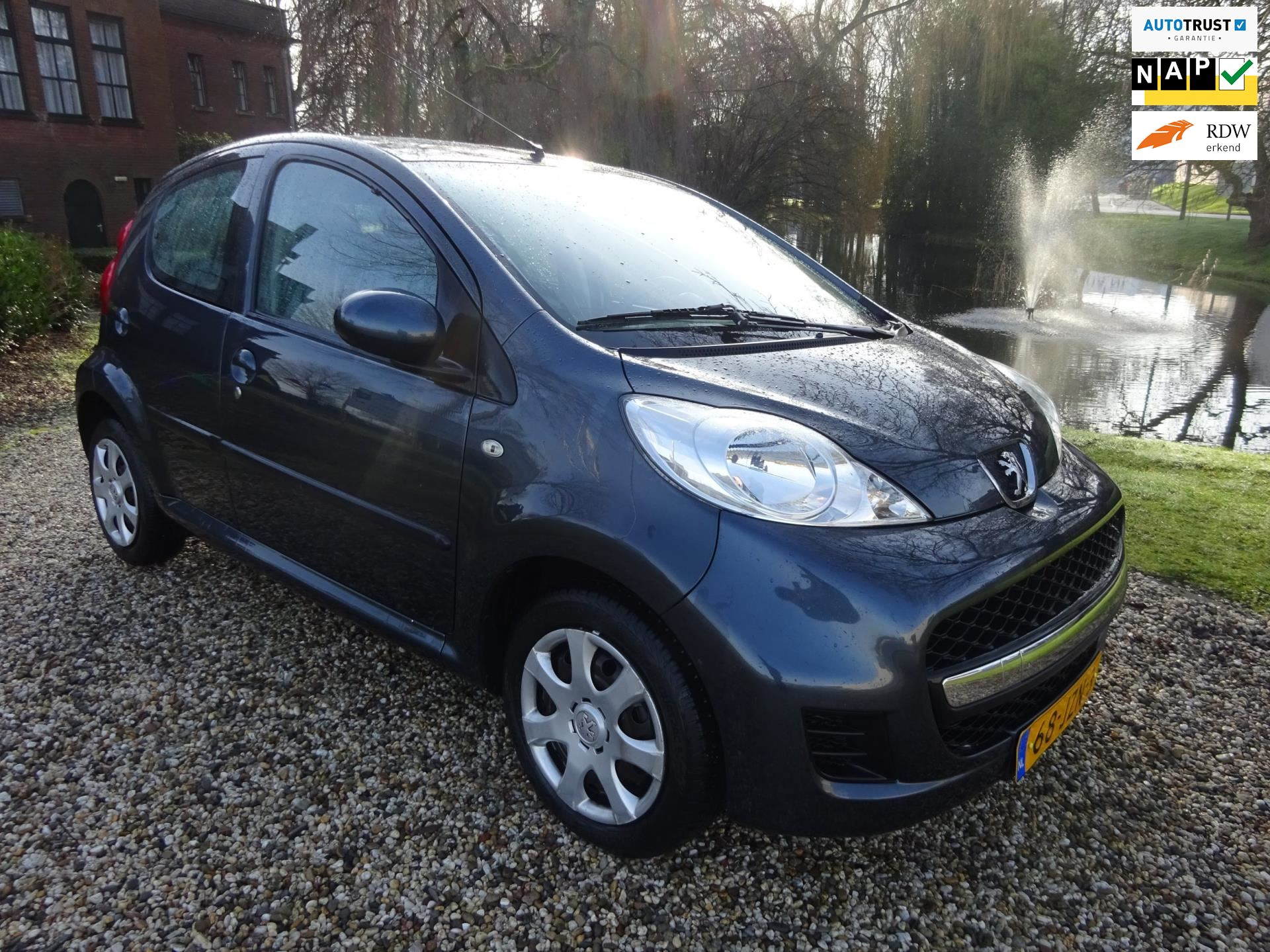 Peugeot 107 occasion - Andreas Auto's