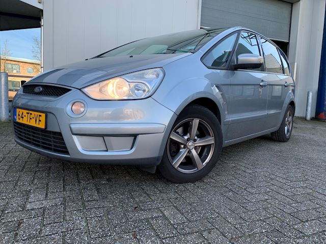Ford S-Max 2.0 TDCi Bj 2006 Clima Panorama