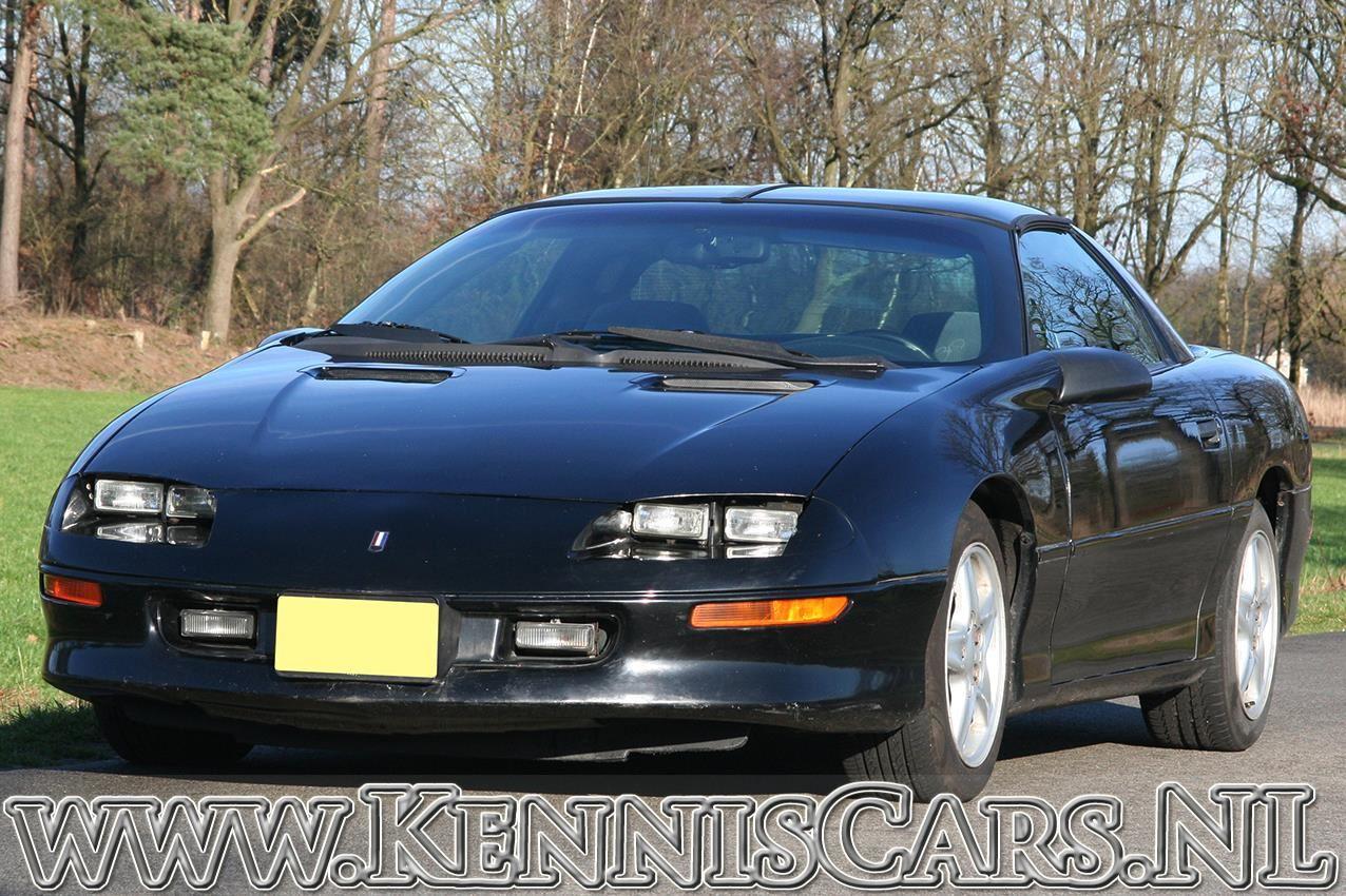 Chevrolet 1997 Camaro T-roof occasion - KennisCars.nl
