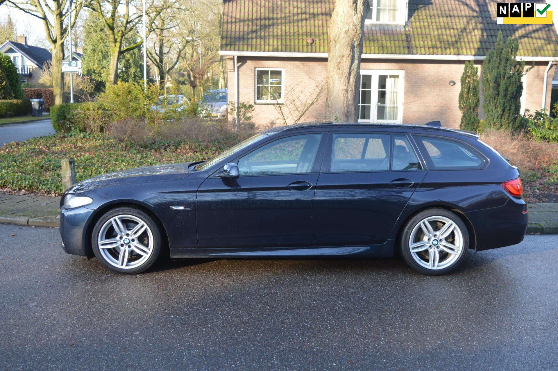 BMW 5-serie Touring occasion - Auto Totaal Twello