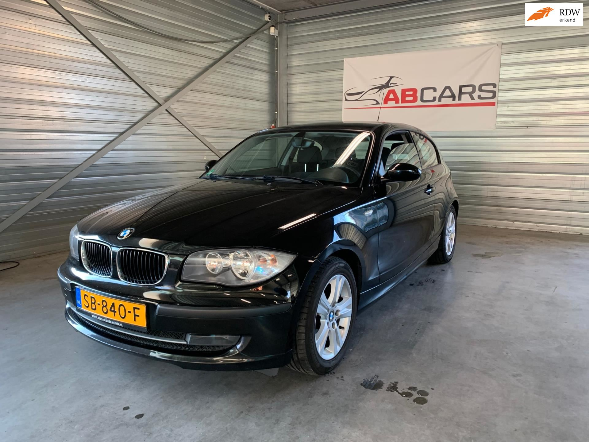 BMW 1-serie occasion - AB Cars