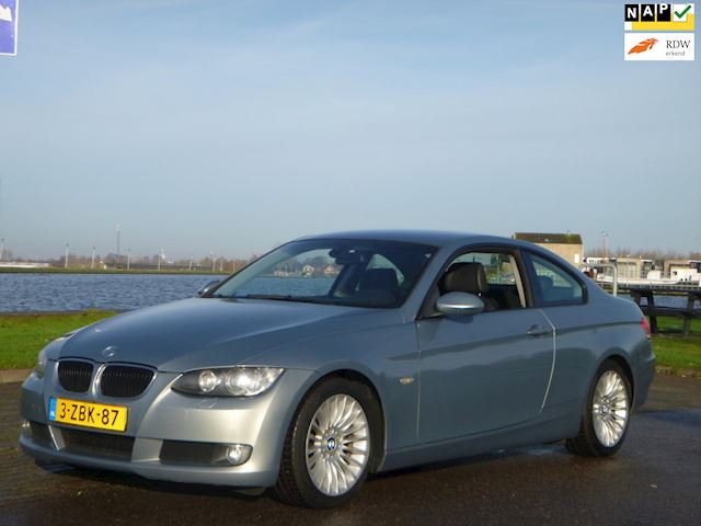 BMW 3-serie Coup 320i Corporate Lease High Executive 2008 UNIEK