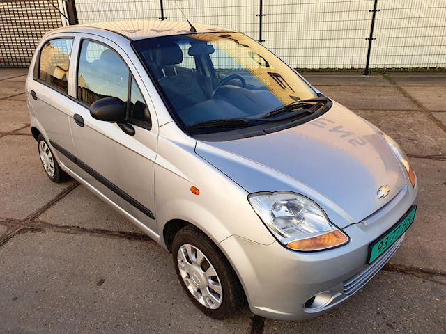 Chevrolet Matiz 0.8 Breeze