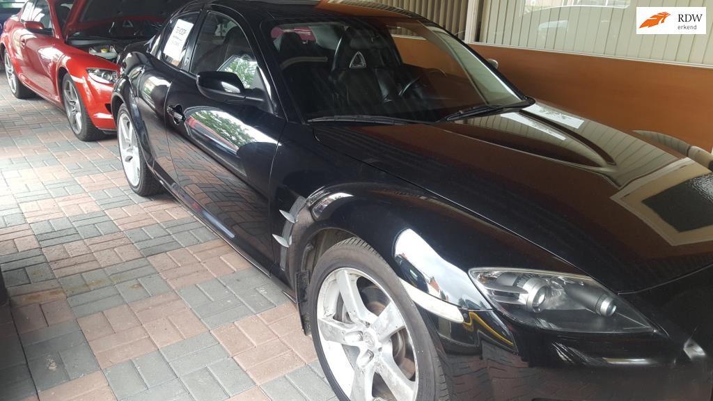 Mazda RX-8 occasion - Autohandel Karfix NP Kemal