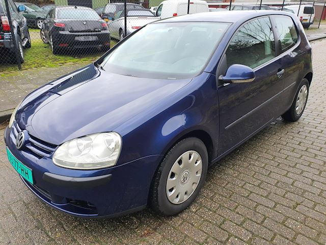Volkswagen Golf 1.9 TDI Businessline