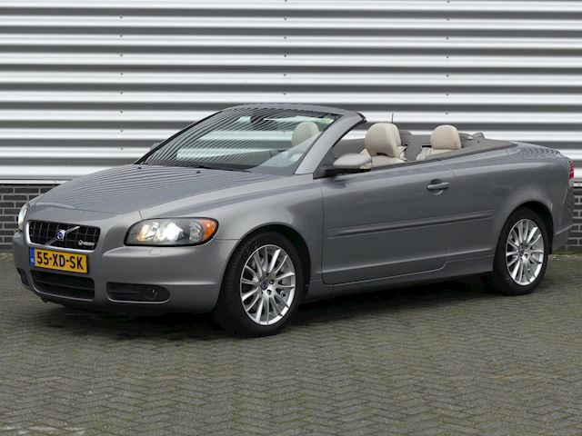 Volvo C70 Convertible 2.4 D5 Summum Leer, Clima, Trekhaak,