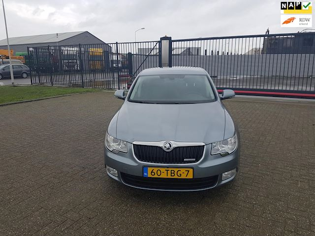 Skoda Superb 1.6 TDI Greenline Comfort Business Line