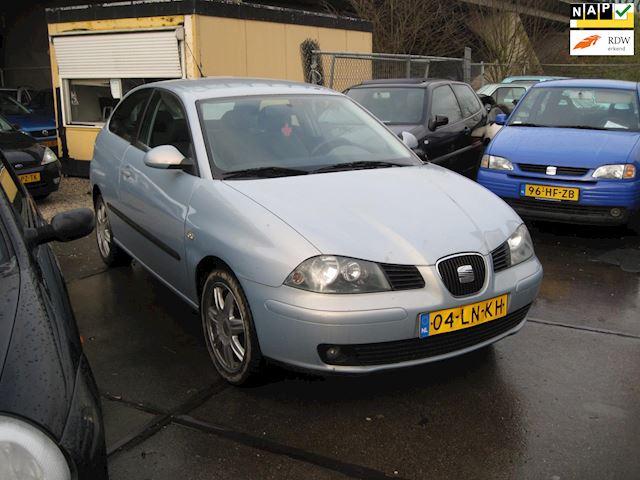 Seat Ibiza 1.4-16V Signo st bekr cv airco elek pak nap apk