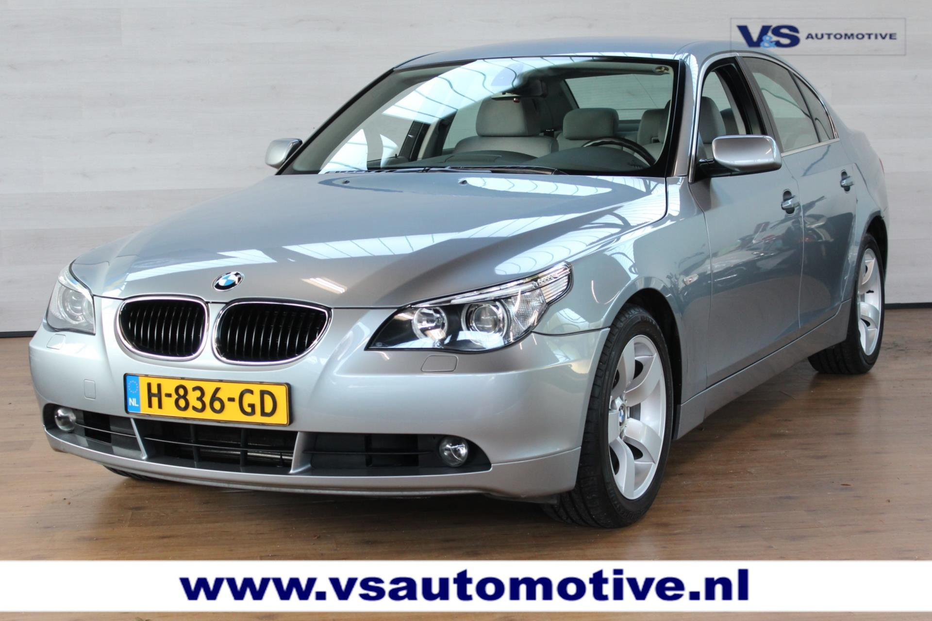 BMW 5-serie occasion - V&S Automotive