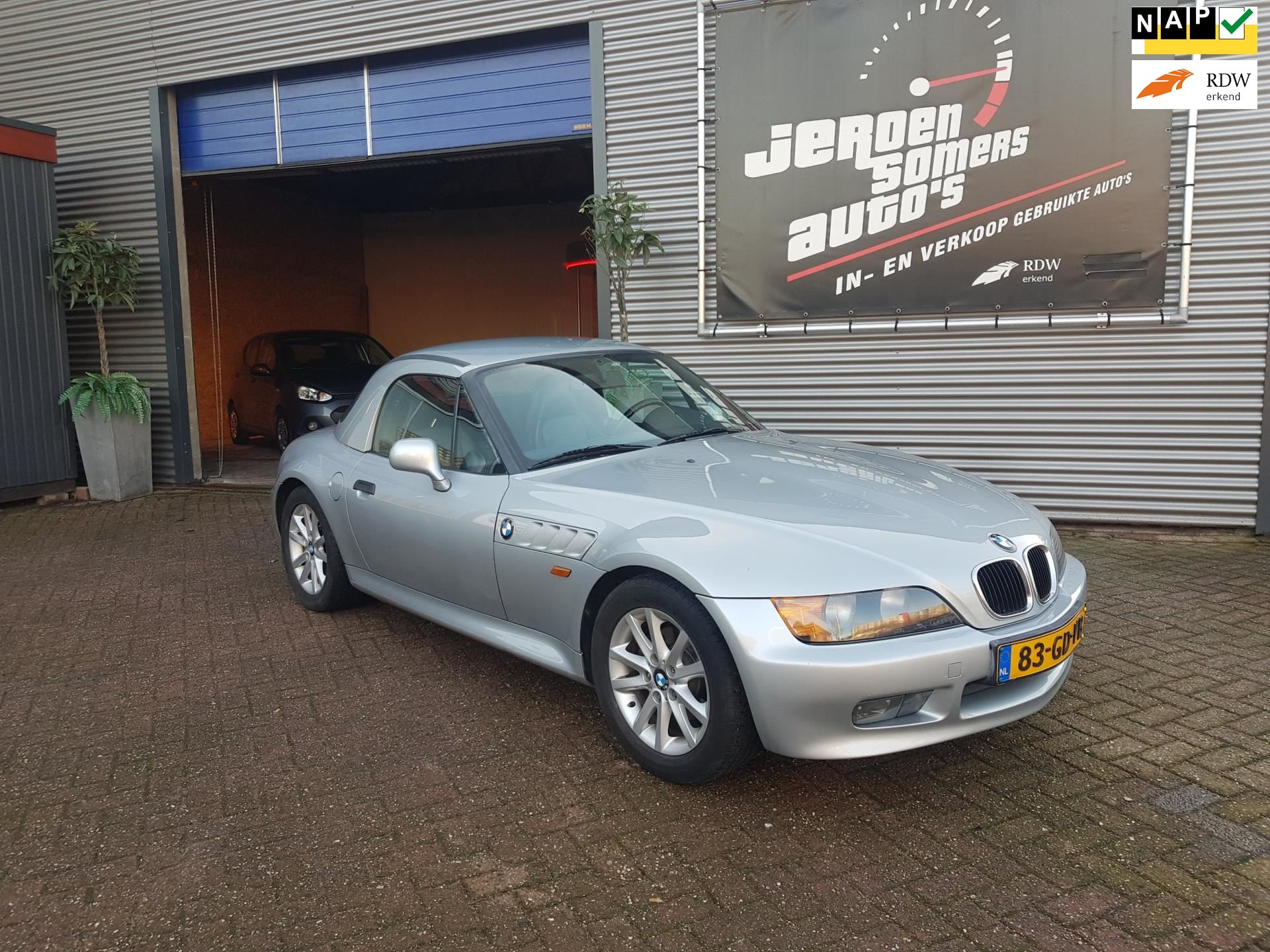 BMW Z3 Roadster occasion - Jeroen Somers Auto´s