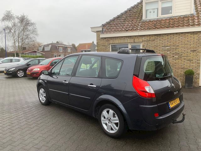 Renault Grand Scénic 1.6-16V Business Line 7p. Bj 2009 7 persoons koopje