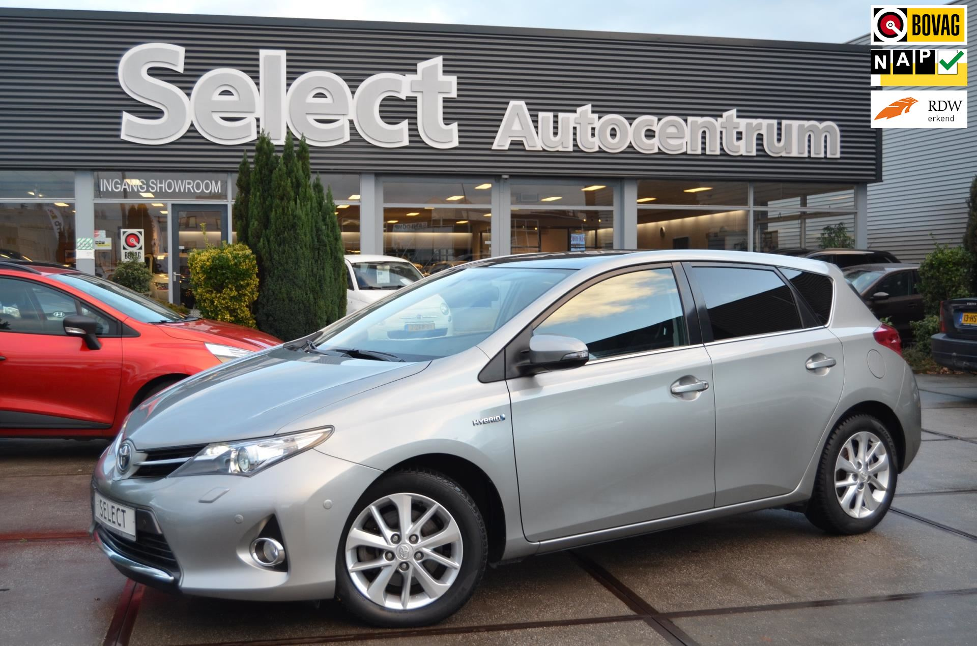 Toyota Auris occasion - Select Autocentrum