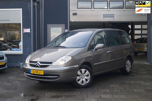 Citroen C8 2.0-16V Ligne Ambiance / Clima / Cruise / 7-PERSOONS