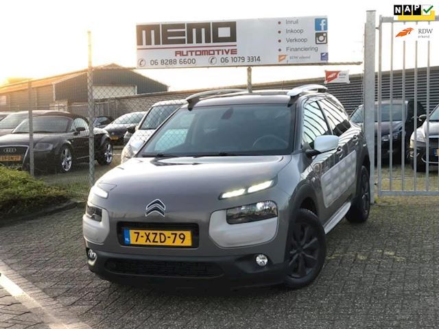 Citroen C4 Cactus 1.6 BlueHDi Business *PANO*Camera*1e Eigenaar*