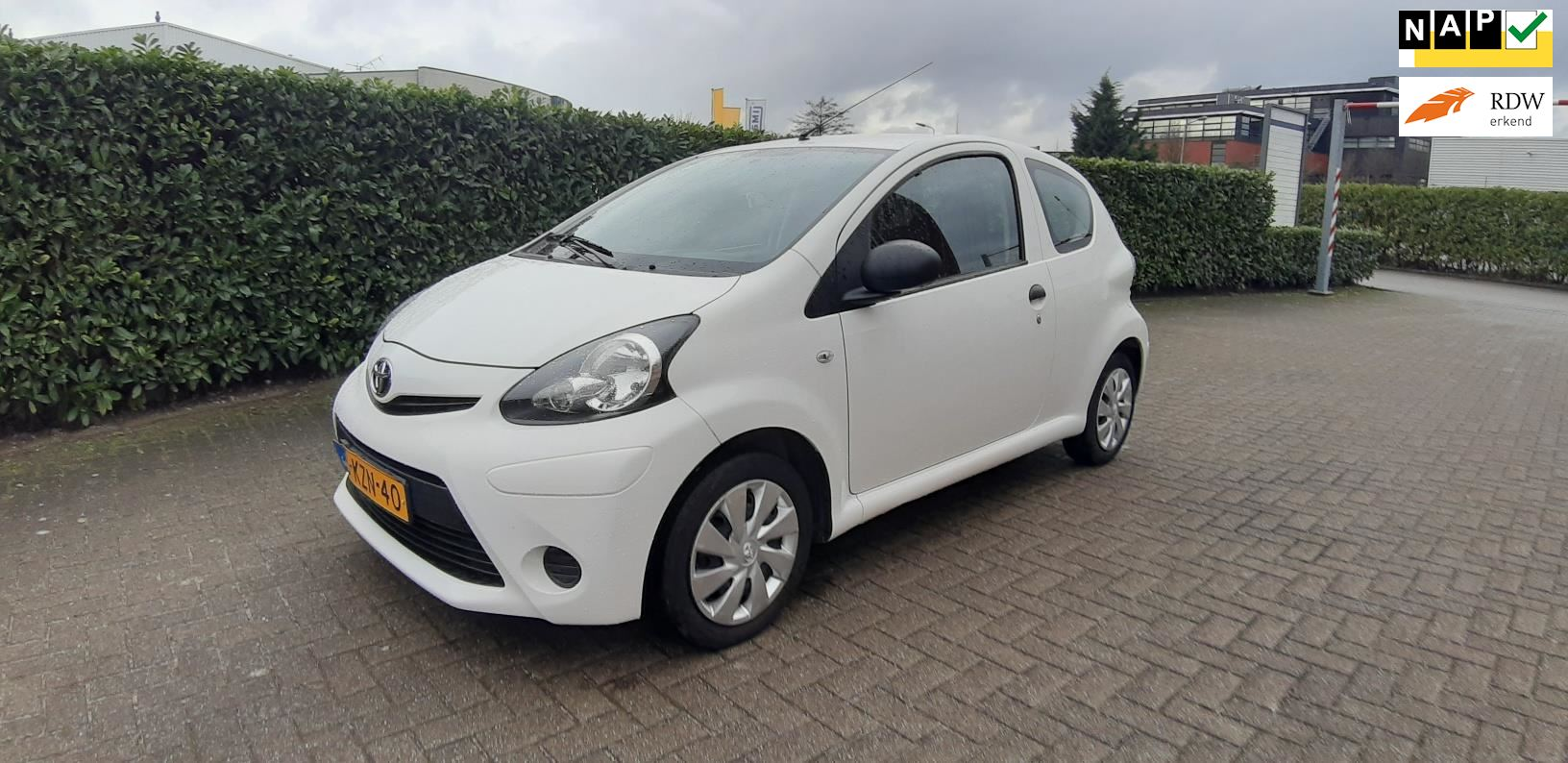 Toyota Aygo occasion - YoungTimersHolland
