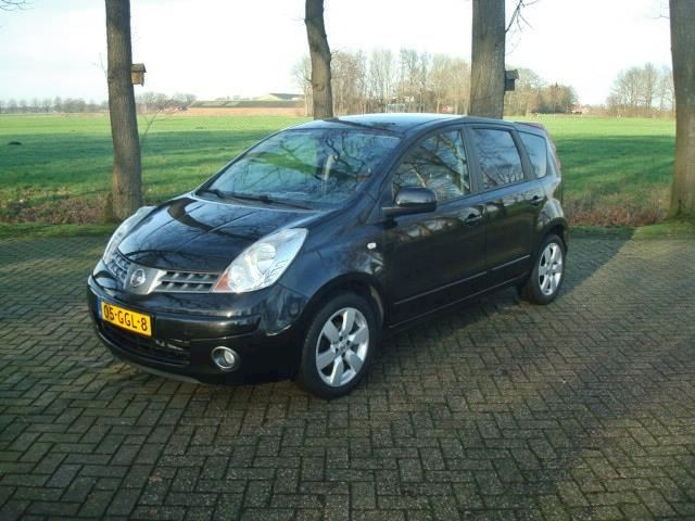 Nissan Note 1.4 Life 125735 km