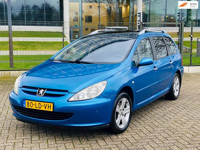 Peugeot 307 SW occasion - Hogeland Occasions
