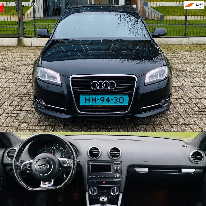 Audi A3 Sportback occasion - Hogeland Occasions