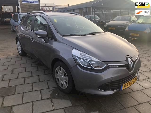 Renault Clio Estate 1.5 dCi ECO Expression .. Apk 08-11-2020..
