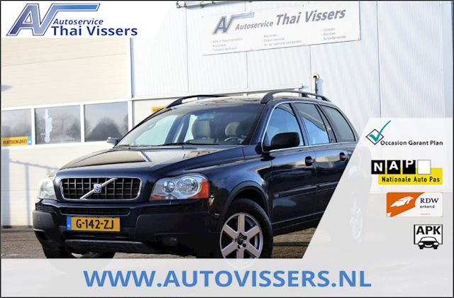 Volvo XC90 2.5 AWD TURBO AUT. 7PERS Xenon Volledig ond.