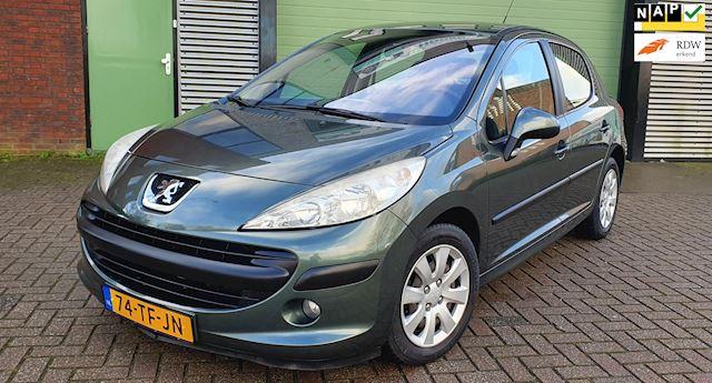 Peugeot 207 1.4 16V 5DRS 2006 Grijs CLIMA*NAP*NIEUWE APK