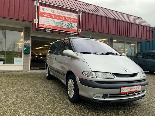 Renault Espace 2.0-16V Expression 7-persoons en airco!