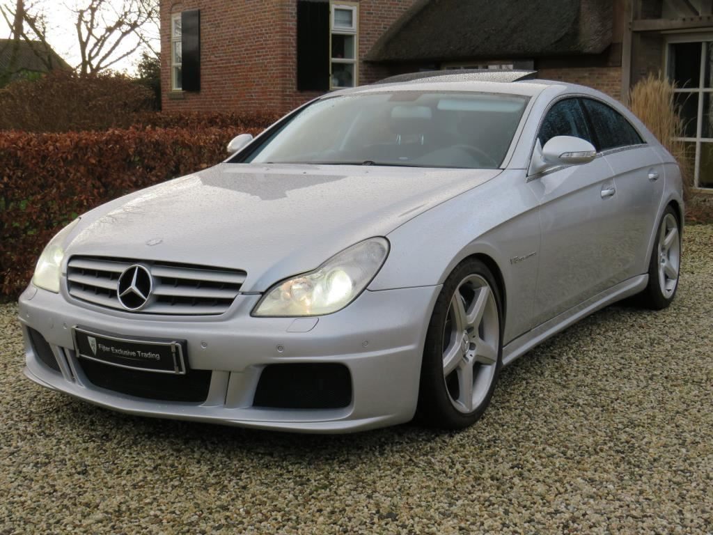 Mercedes-Benz CLS-klasse occasion - Fijter Exclusive Trading
