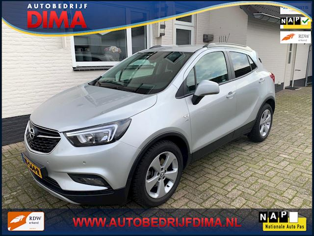 Opel Mokka X 1.4 Turbo Edition / ECC/ Camera/ Stuur+ Stoelverwarming/ PDC