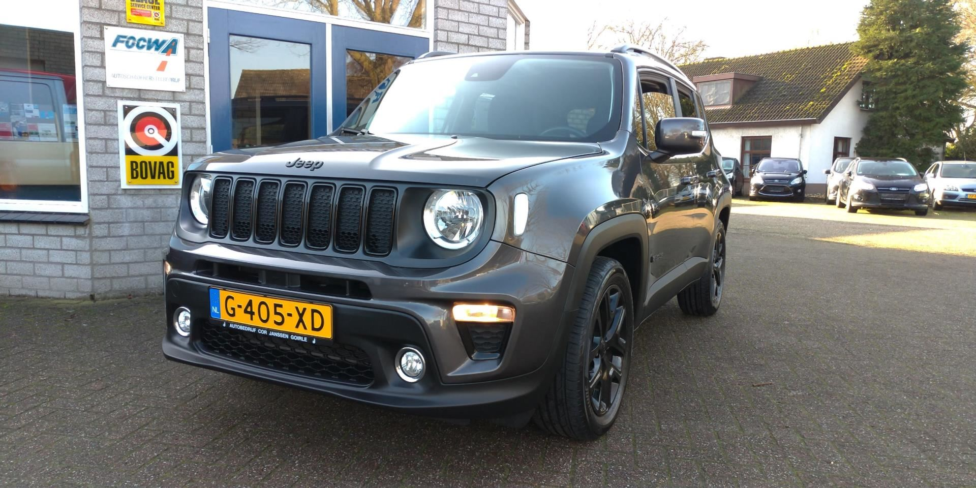 Jeep Renegade occasion - Ford Specialist Cor Janssen