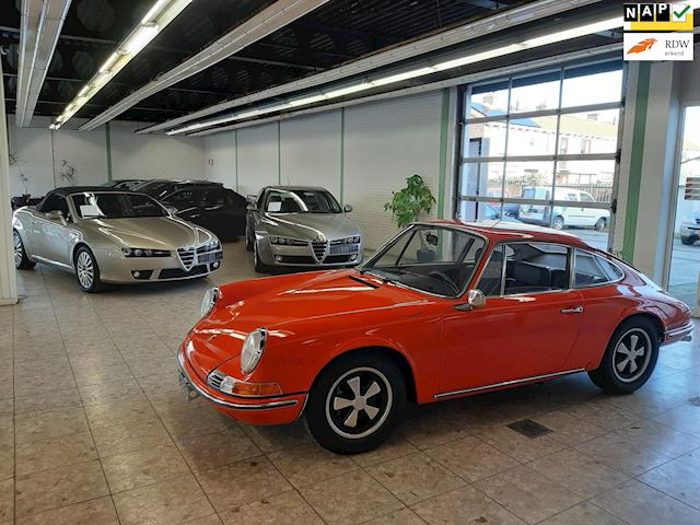 Porsche 911 T occasion - Carl's Car Services BV