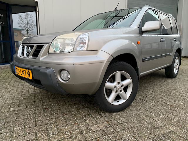 Nissan X-Trail 2.2 dCi Comfort Bj 2003 4WD Clima