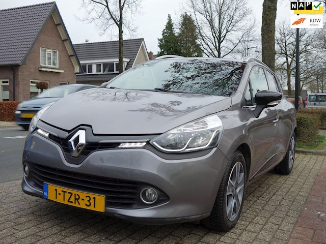 Renault Clio Estate 1.5 dCi ECO Night&Day 168.000 km vol opties NAP.