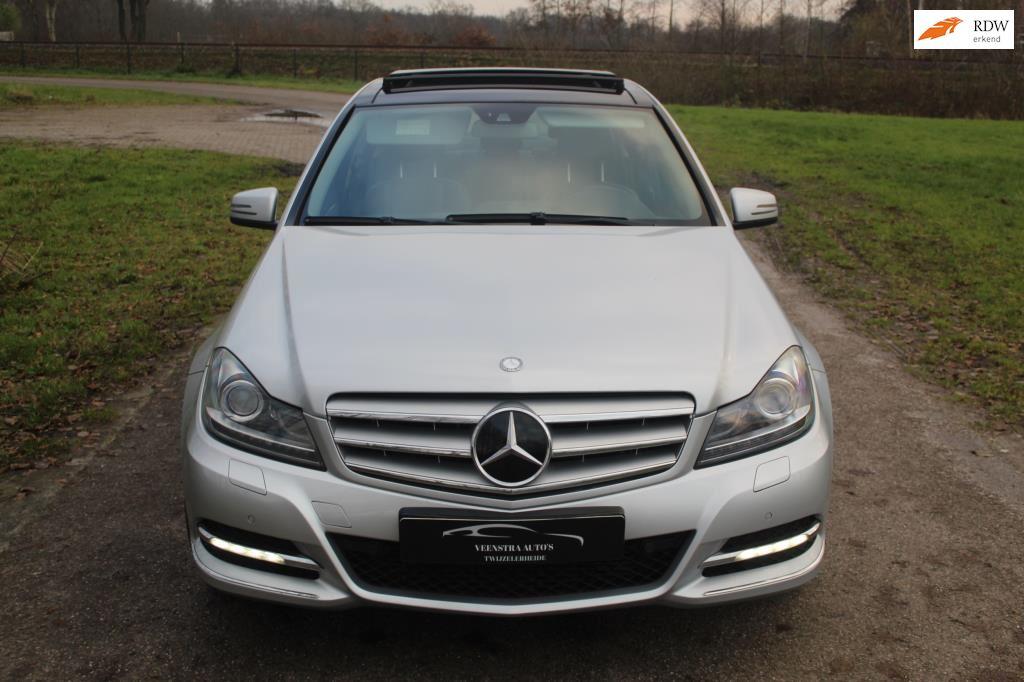 Mercedes-Benz C-klasse occasion - Veenstra Auto's