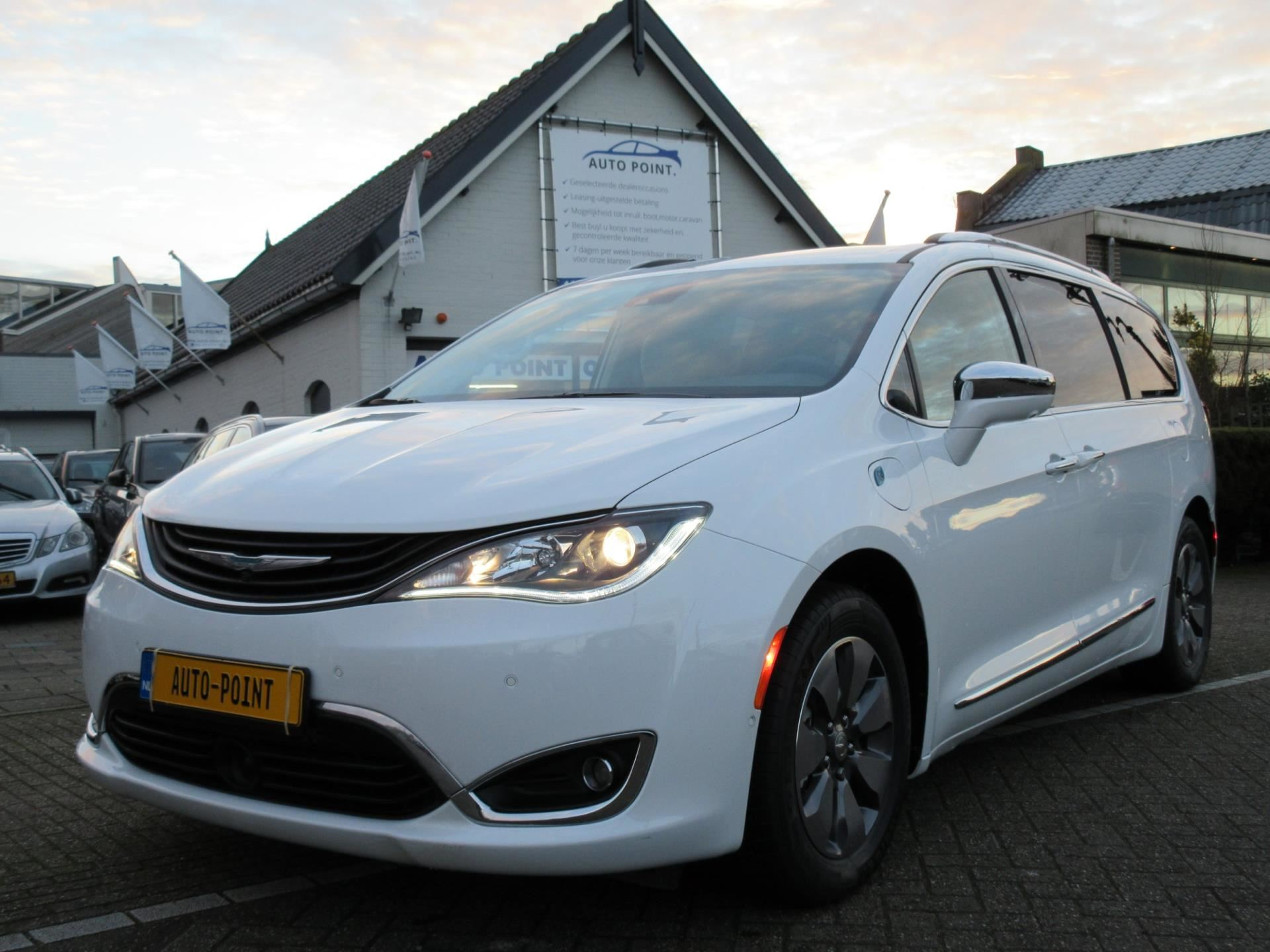 Chrysler CHRYSLER PACIFICA HYBRID occasion - Auto Point