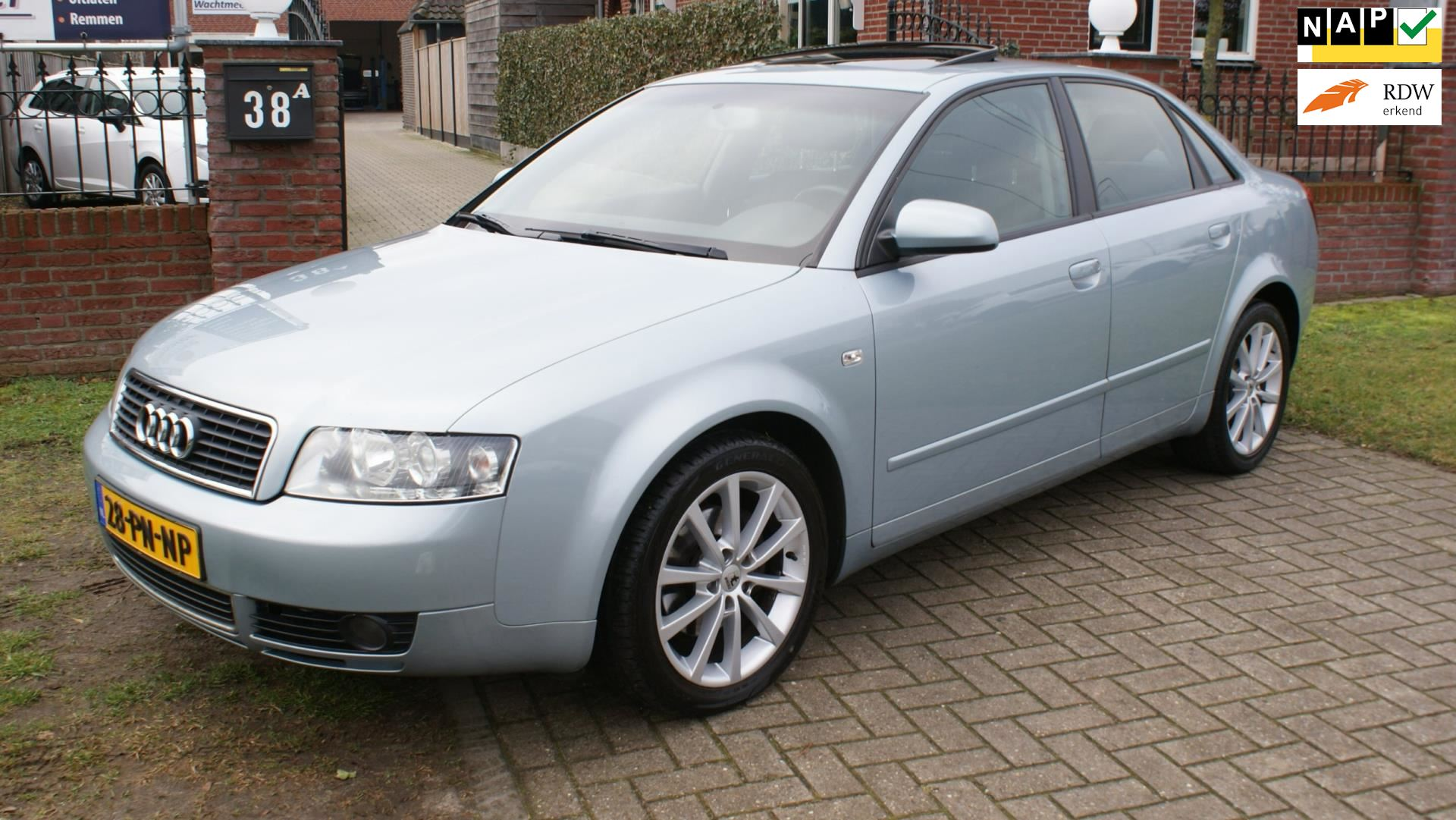 Audi A4 occasion - Autoservice Wachtmeester