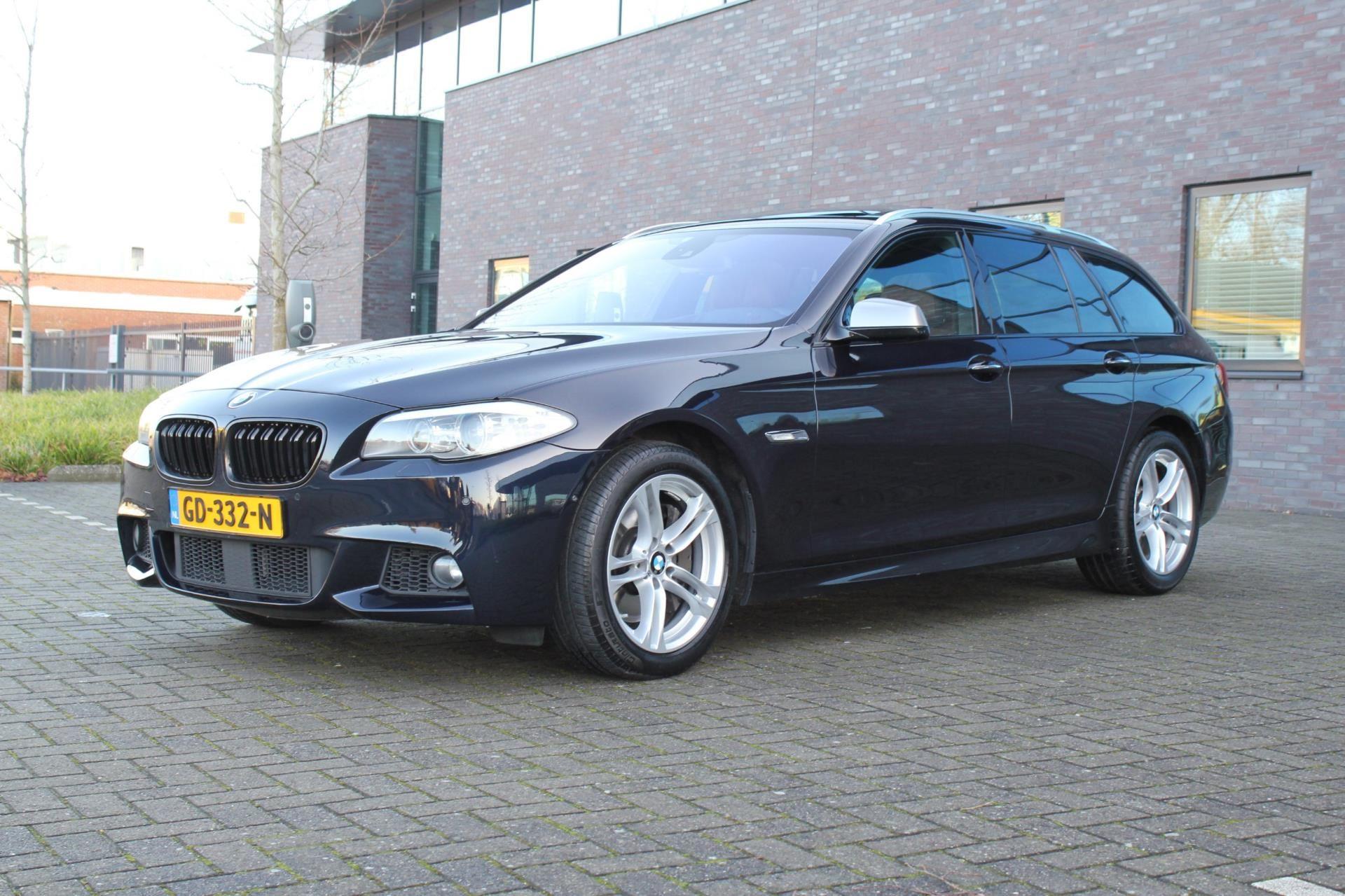 BMW 5-serie Touring occasion - Autoflex Grootebroek