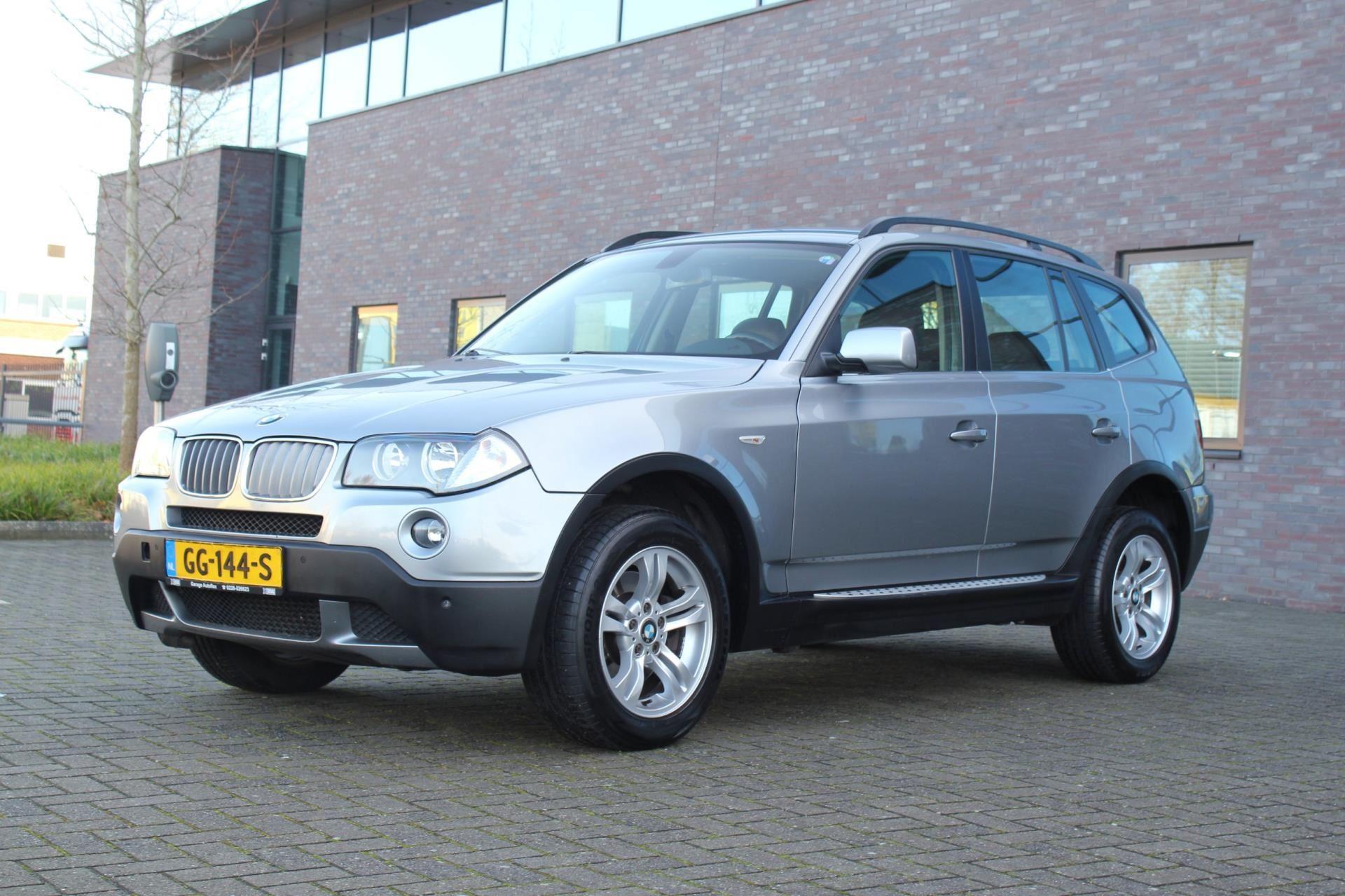 BMW X3 occasion - Autoflex Grootebroek