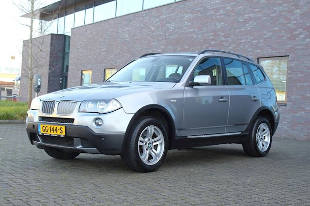 BMW X3 3.0d Executive Automaat