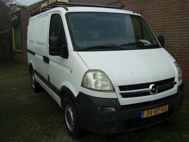 Opel Movano 3.0 CDTi L1 H1
